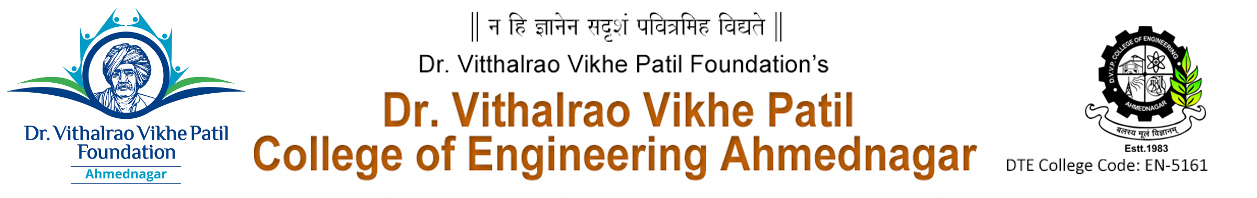 Home | Dr  Vithalrao Vikhe Patil College of Engineering